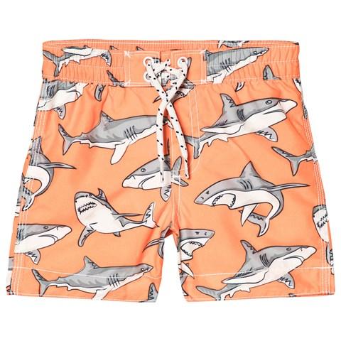 Gap Coral Surf Shark Swim Shorts, £15.jpg