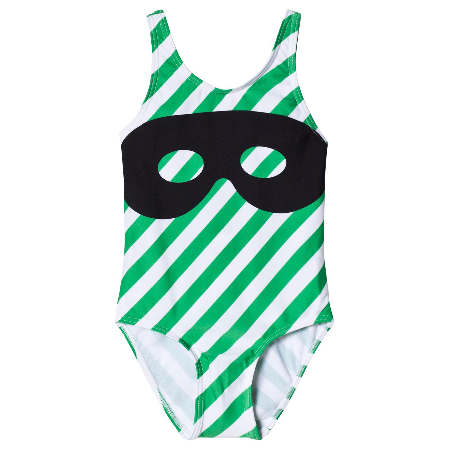 Beau Loves Green Stripe Swim Suit, £26.jpg