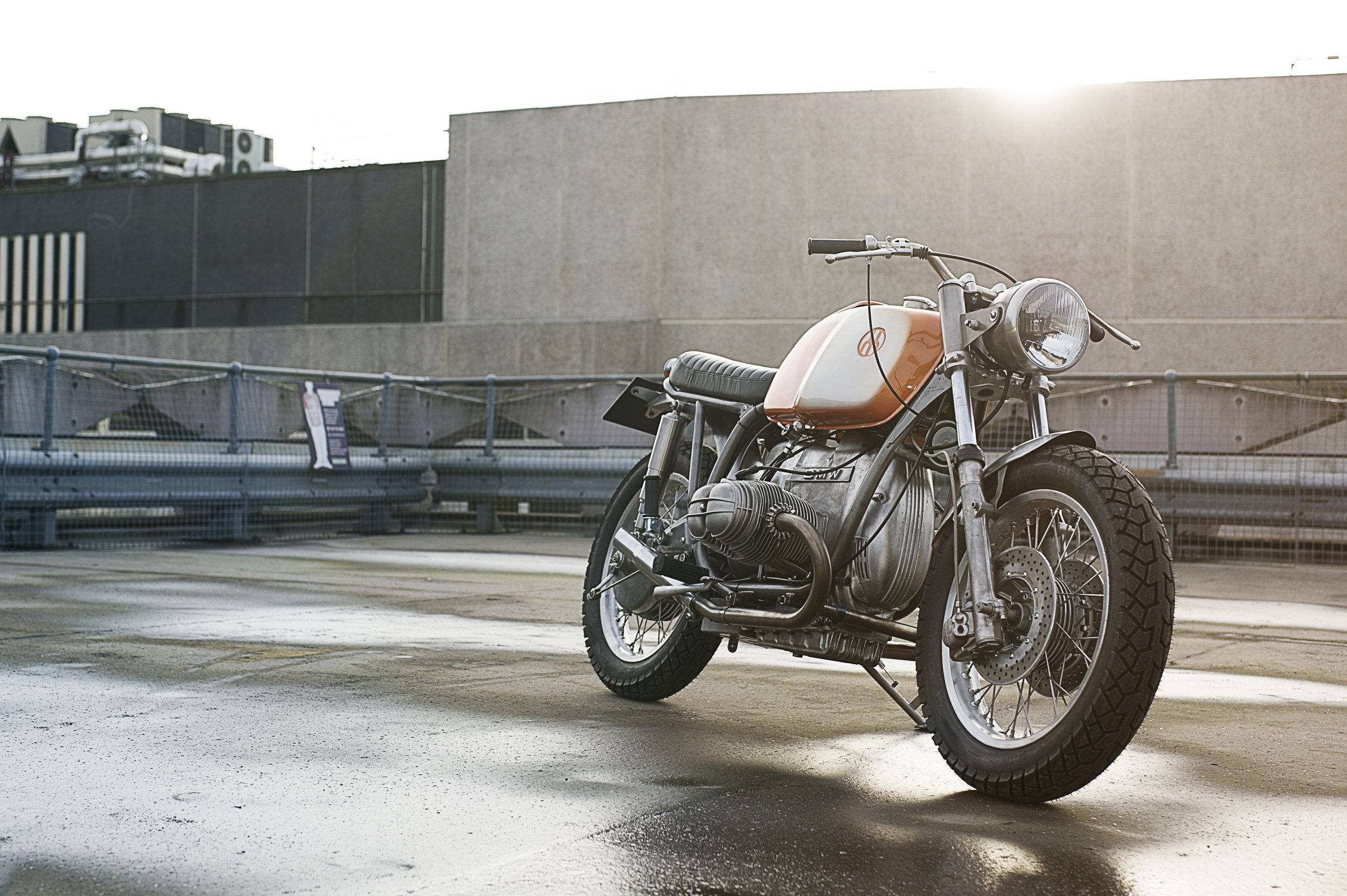 UMC-036 RAW II - BMW R80/7
