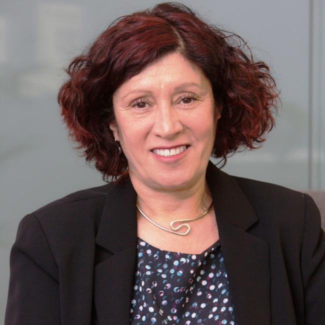 Rachel Cerfontyne  Chair & Executive Director