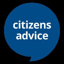 Citizens Advice Bureau   https://www.citizensadvice.org.uk