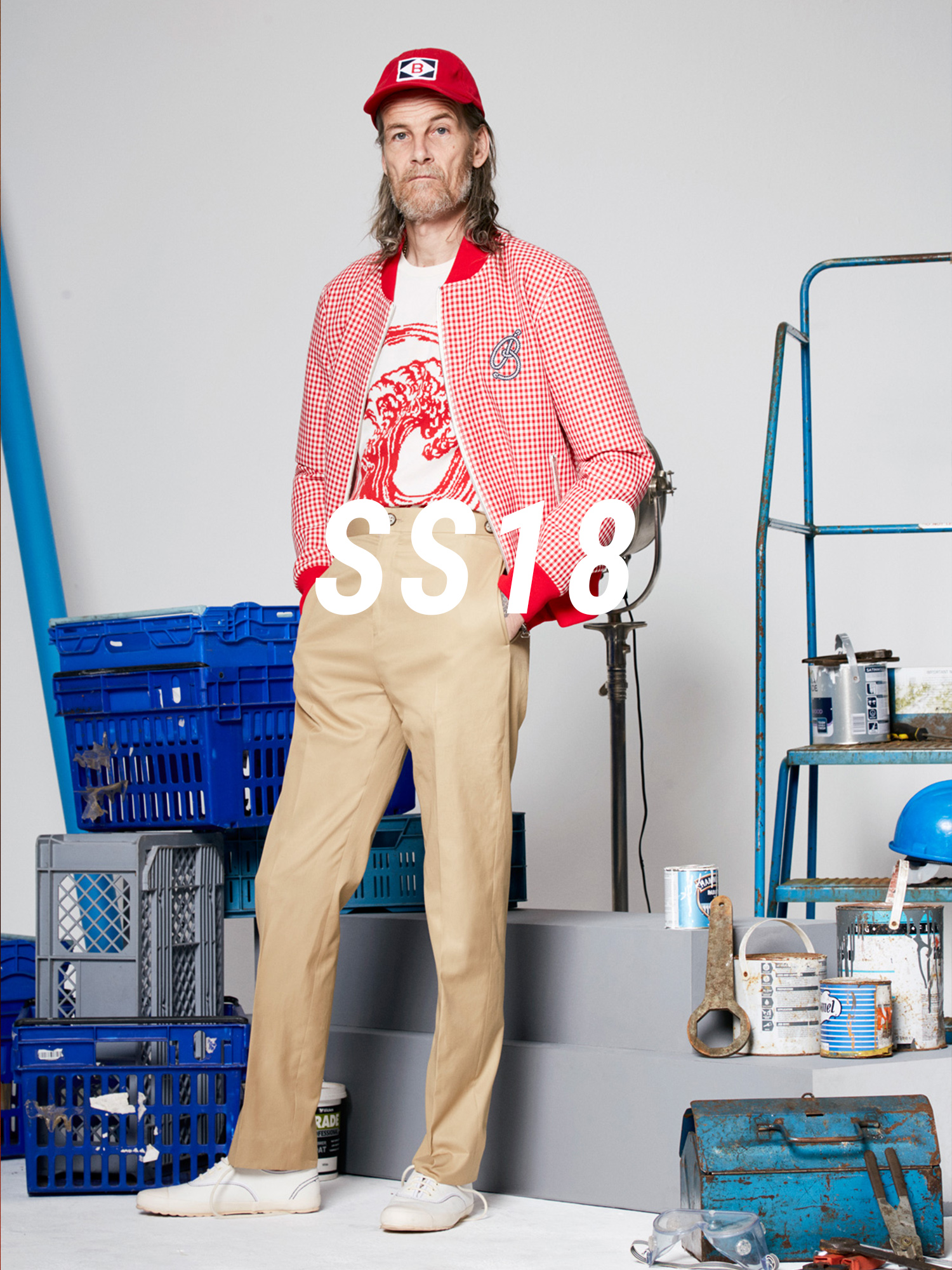 BAND OF OUTSIDERS SS18 LOOKBOOK      06 june 2017