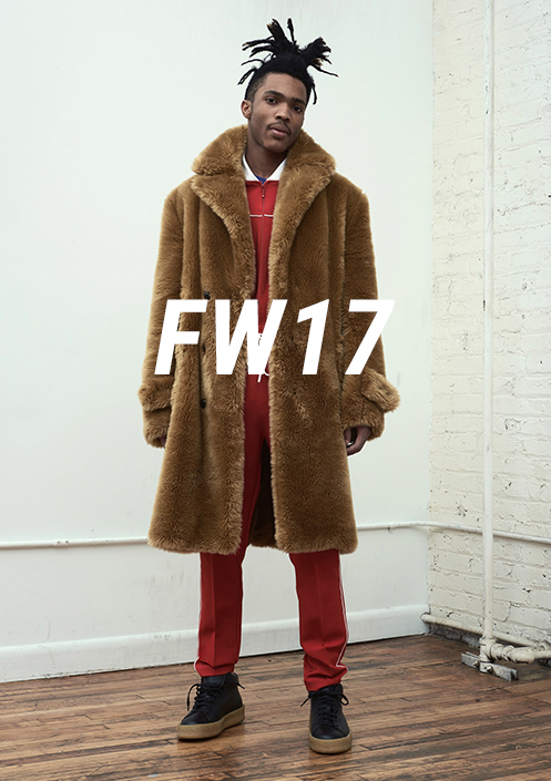 BAND OF OUTSIDERS FW18 LOOKBOOK        10 january 2017