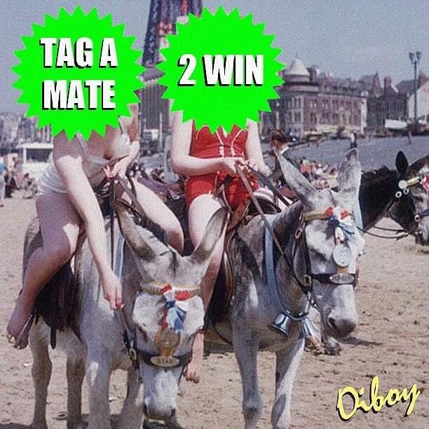 TAG A MATE WIN SOME BITS – SIMPLE AS, WINNER WILL GET DM'D ON MONDAY, TALK TO ME. #OIBOY #BRITSABROAD