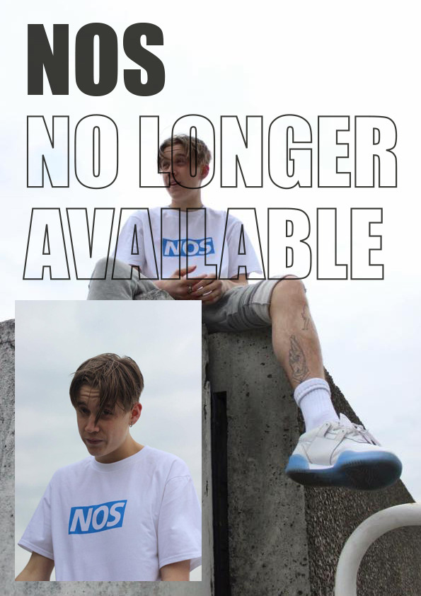 OUR OIBOY NOS TEE HAS SOLD OUT AND WON'T BE RESTOCKED… ONWARDS AND UPWARDS…