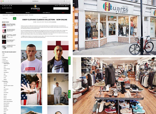WE ARE PLEASED TO ANNOUNCE THAT WE ARE NOW STOCKED AT  @STUARTSLONDON  ONLINE & INSTORE  https://www.stuartslondon.com