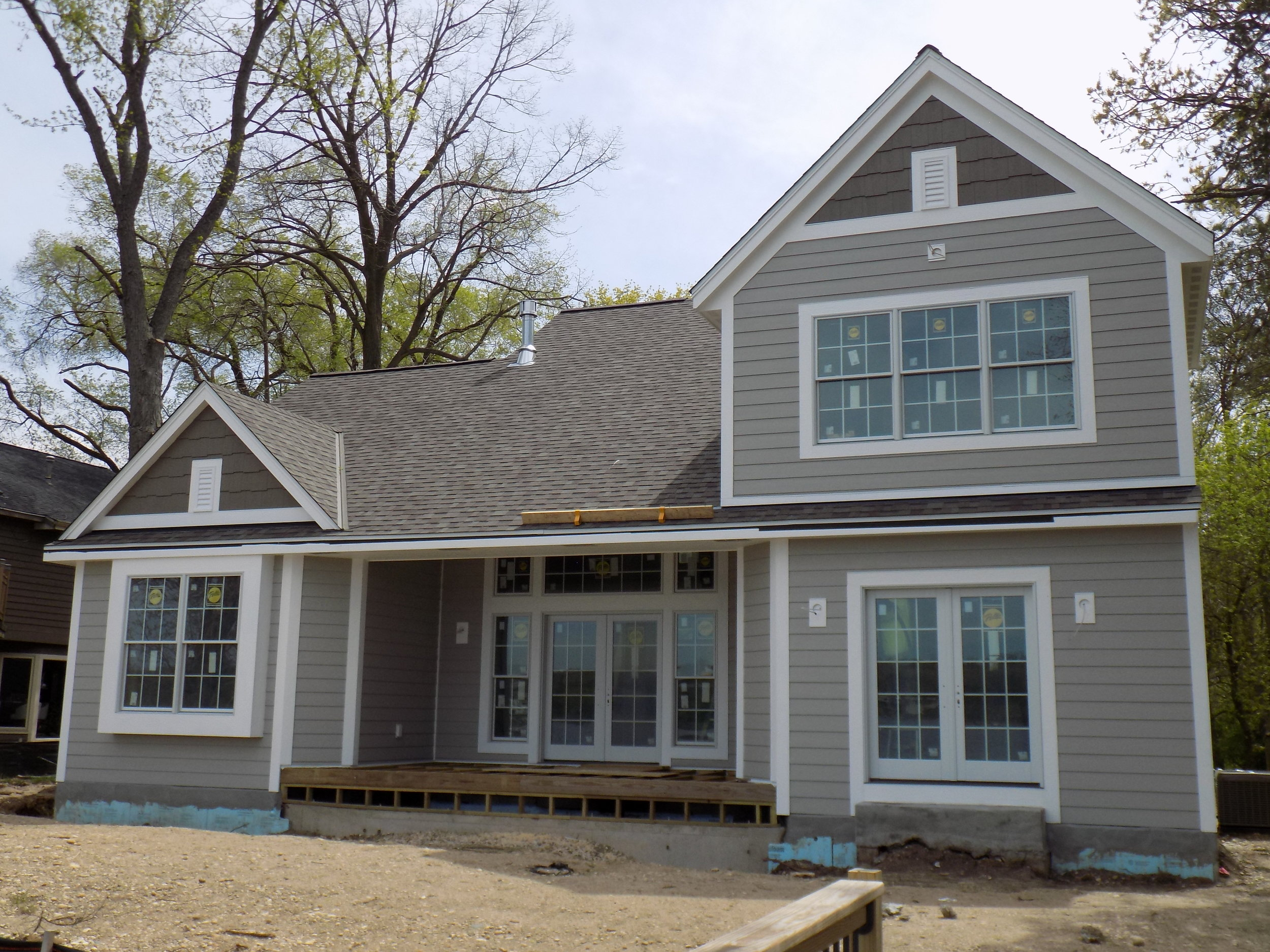 New Construction - find out more