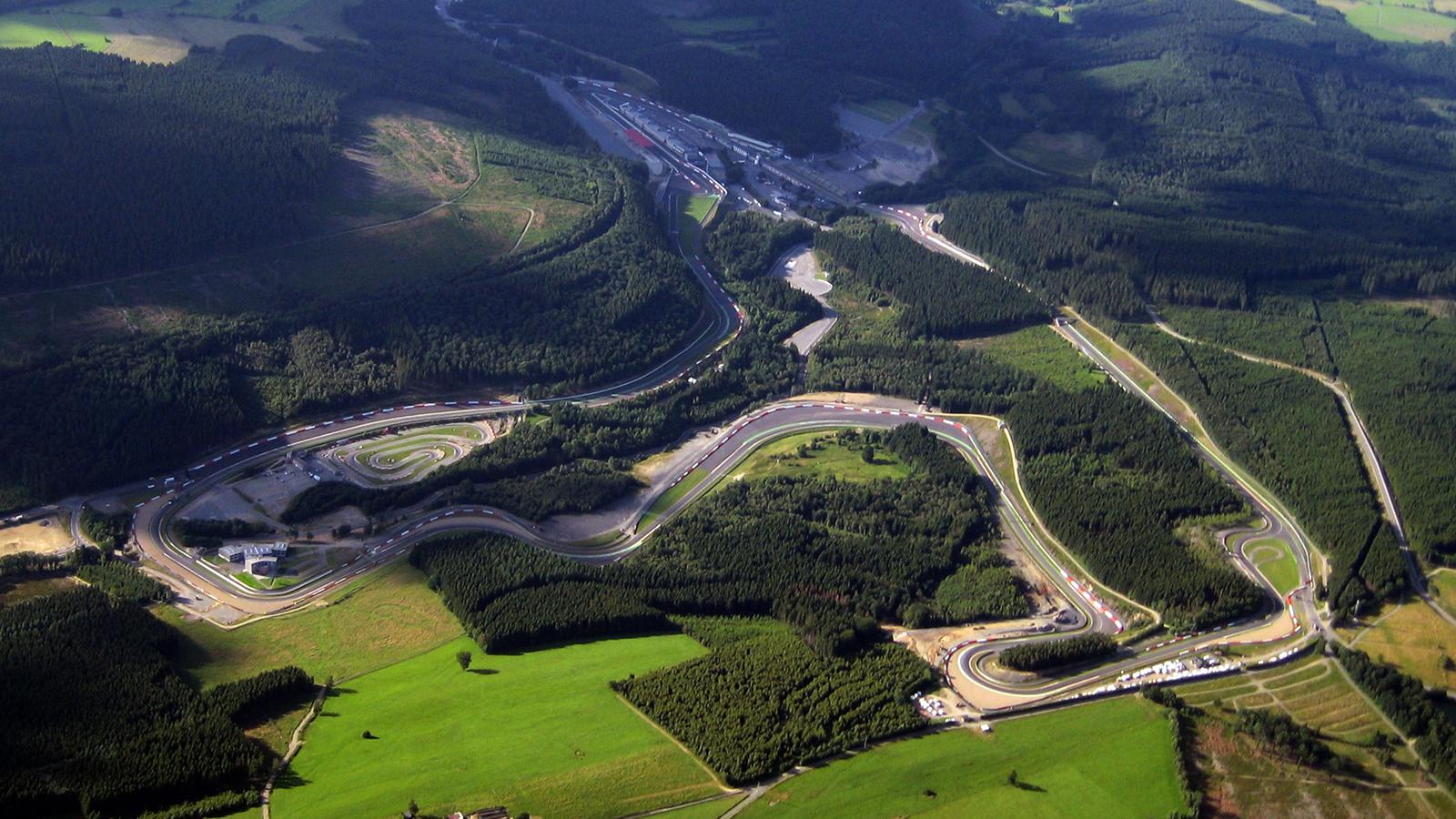 Spa-Francorchamps, Belgium - Round Two, 31 May - 2 June 2019, Spa, BelgiumPure McLaren GT Series> Watch live on TSL
