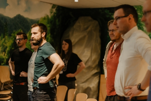 Core Strength Studios workshop