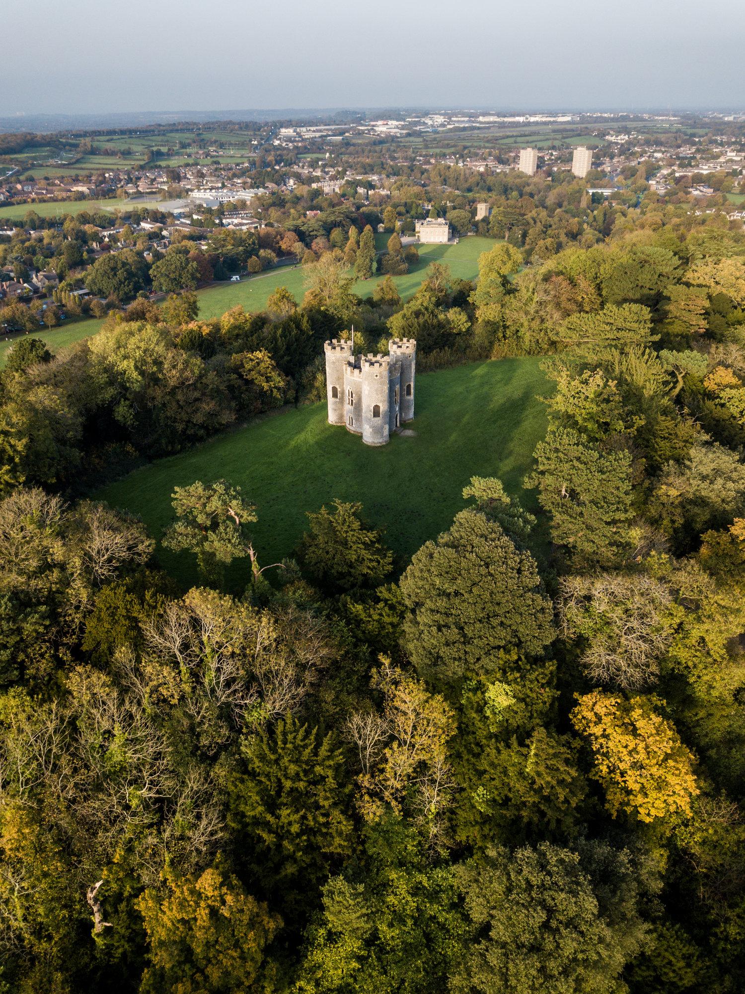 Blaise Castle, Bristol. Photo by Ryan Searle on Unsplash .