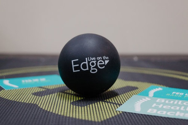 MASSAGE  This is one of our favourite bits of kit at the moment. Great for self-massage, you can use this to ease tension and trigger points. Position yourself against a wall or the floor and use it to roll out your tight spots .  #corestrengthstudios #bristol #backpain #backpainrelief #bristolbloggers #bristolbusiness #bristolfitness #bristollife #bristolphysio #bristolpersonaltrainer #corestrength #engageyourcore #physio #physiotherapy #sportstherapy #medx #fitnessmotivation #massage #selfmassage