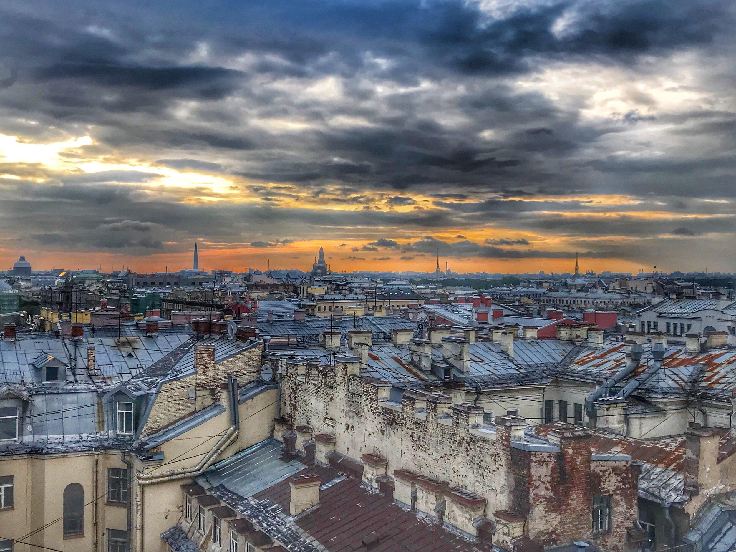 Roof Sunset.JPG