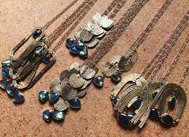 Can you guess what my favorite gemstone is? Labradorite forever.