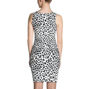 Leopard Pattern Cut /& Sew Dress