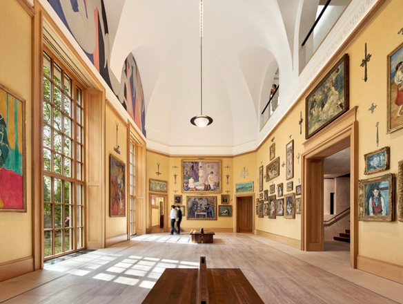 Let's Connect, Barnes Foundation and Mural Arts