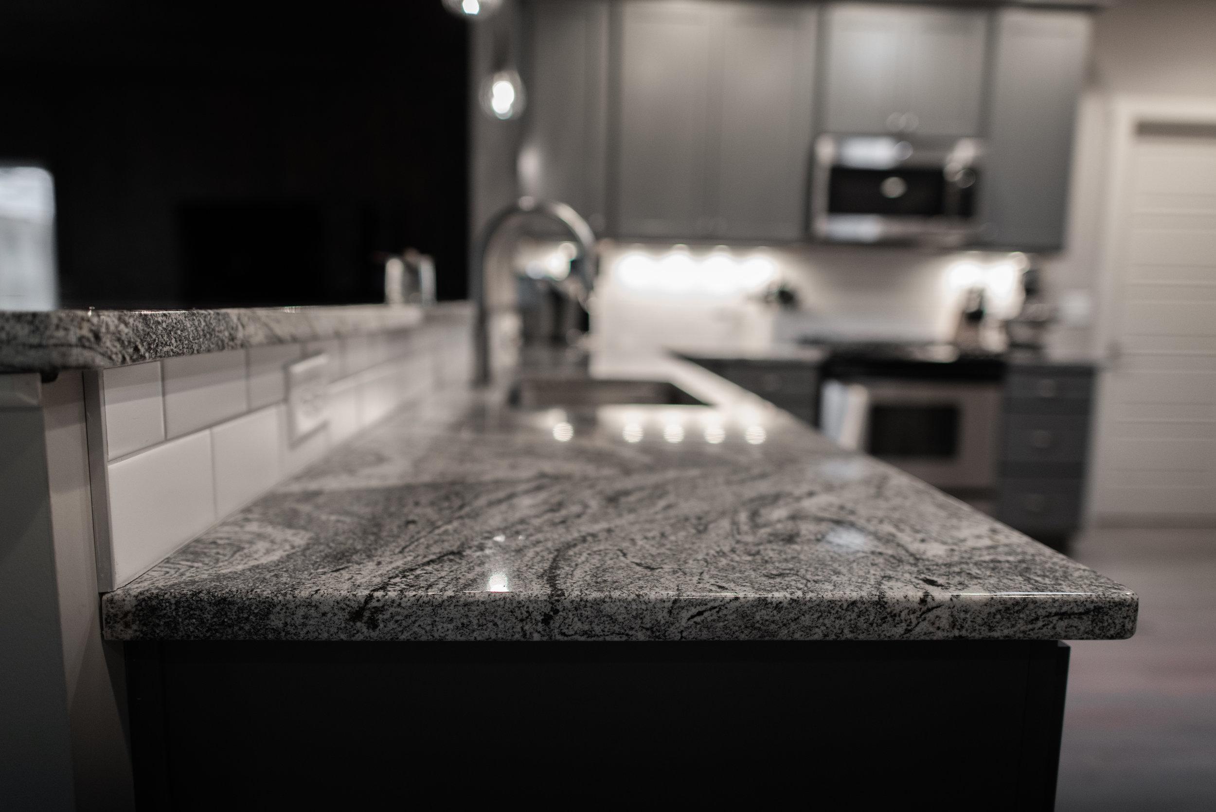 Waterfall Grey Granite