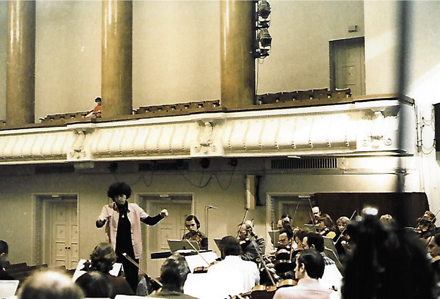 State Symphony Orchestra, Talin, Estonia