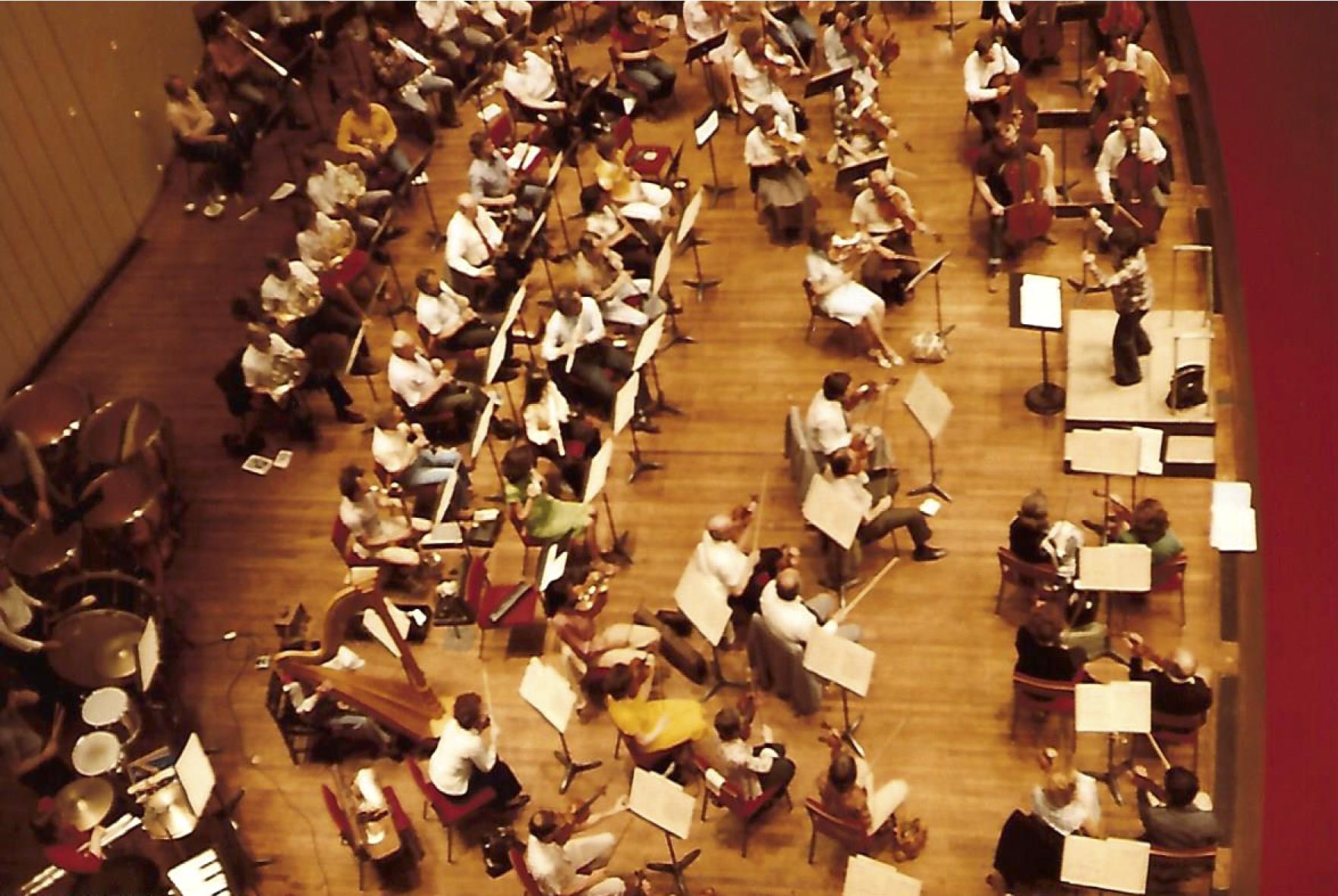 Festival Orchestra at Kennedy Center, Washington, D.C.