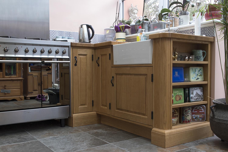 Oak and Cast Kitchen