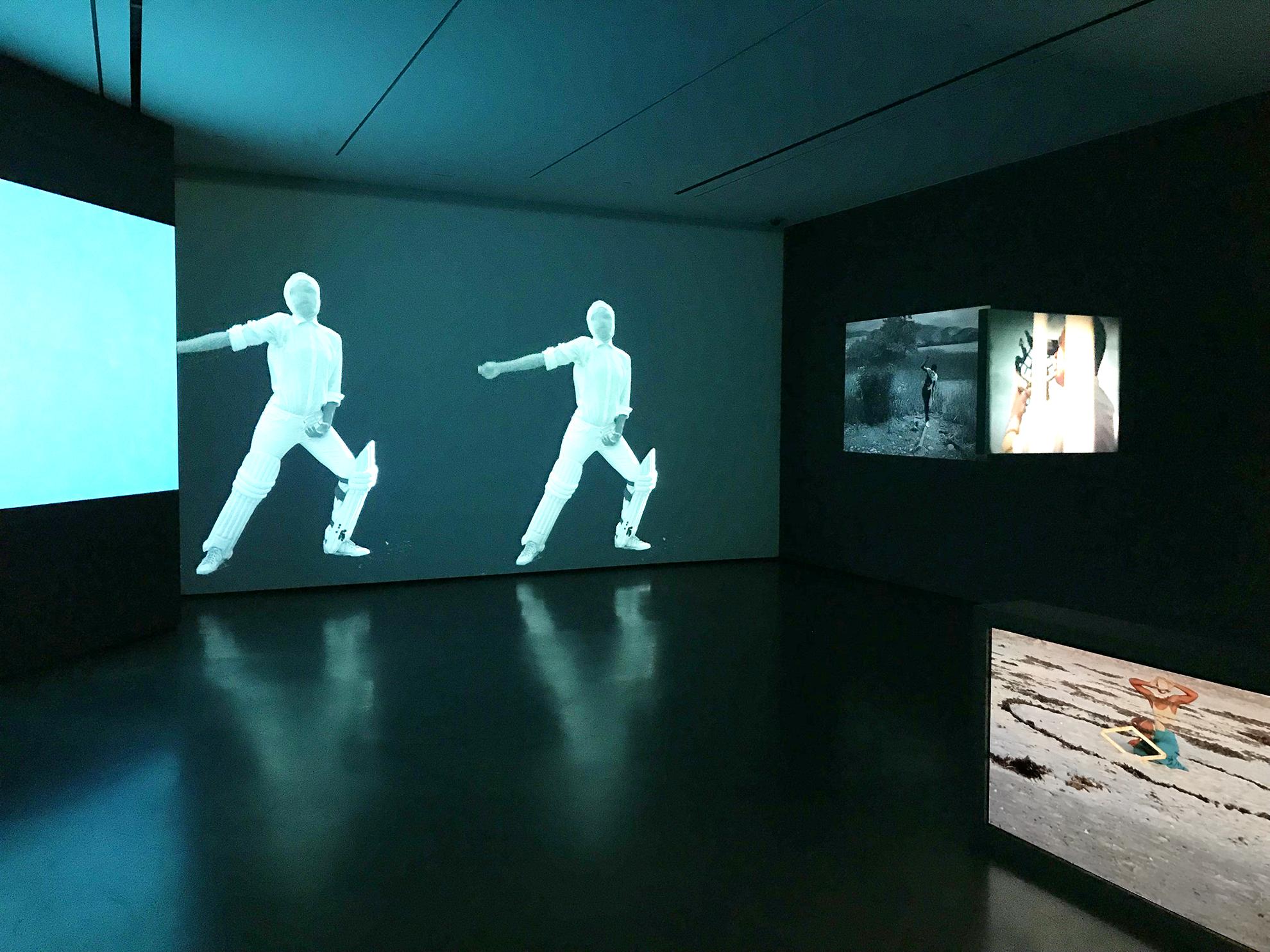 Jamilah Sabur at the Hammer Museum - Photo Thomas Bollmann