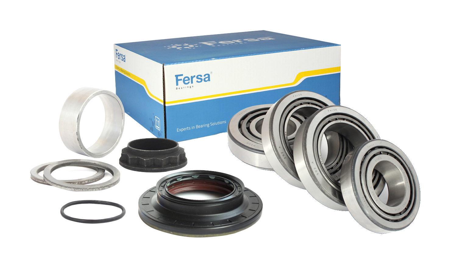Official Partner of Fersa Bearings -