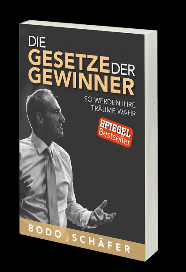 Bodo Schäfer -Die Gesetze der Gewinner (GRATIS) - Dieses Buch ist eine Abkürzung zu persönlichem Erfolg und Reichtum: Bodo Schäfer liefert Ihnen die 30 erprobten Gesetze der Gewinner – kompakt, leicht verständlich und unterhaltsam geschrieben. Sie erfahren die entscheidenden Strategien, mit denen Sie in allen Lebensbereichen ehrgeizige Ziele erreichen.