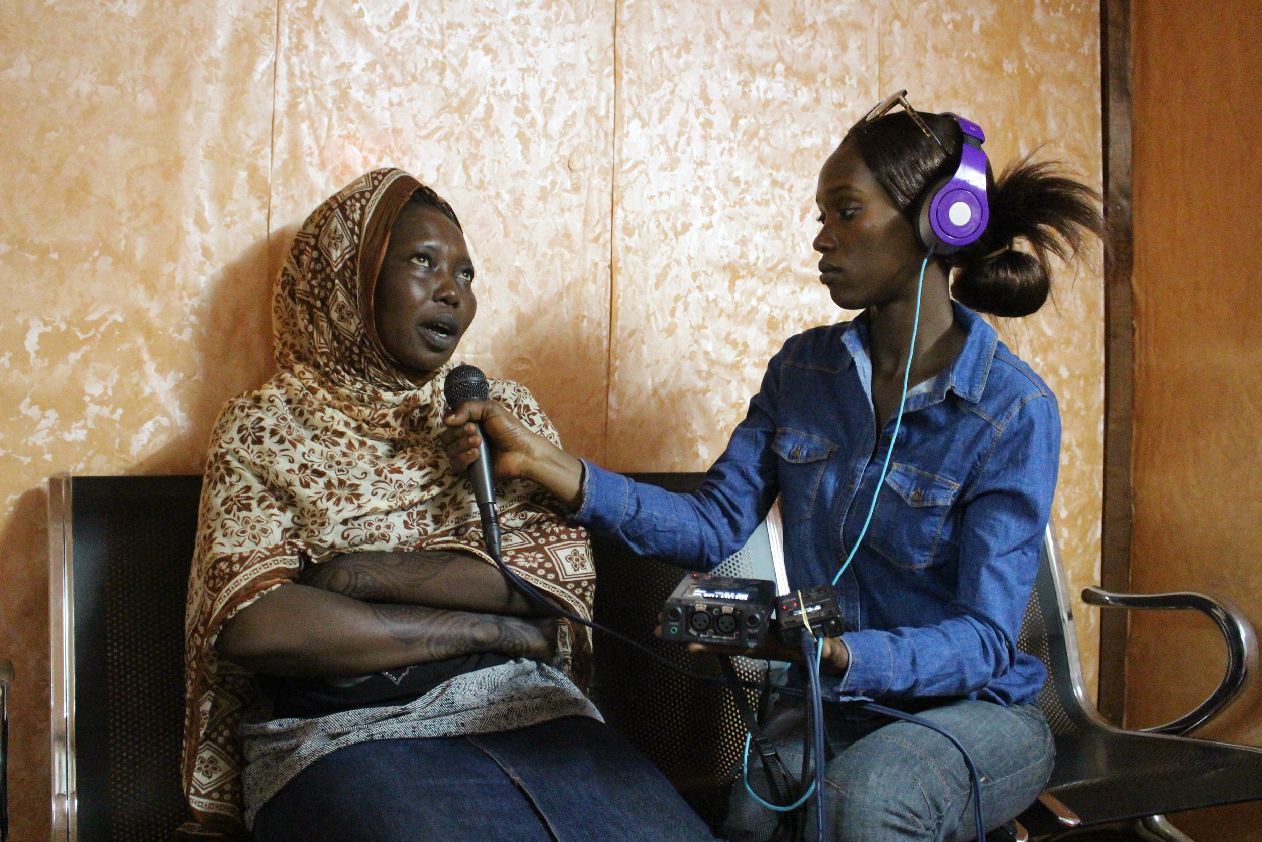 My People, Our Stories: South sudan - South Sudanese journalists film their first ever 360º videos, opening a window into everyday life in Juba through the locals' eyes.