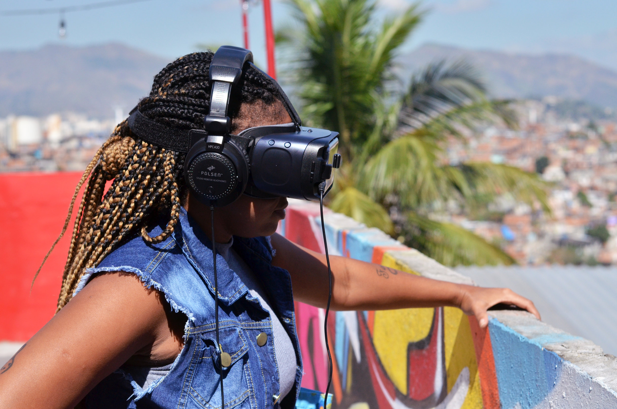 My people, Our Stories: Brazil - Brazilian filmmakers produce an immersive 360º series on the most pressing social and political issues gripping Rio de Janeiro ahead of the country's 2018 presidential election.
