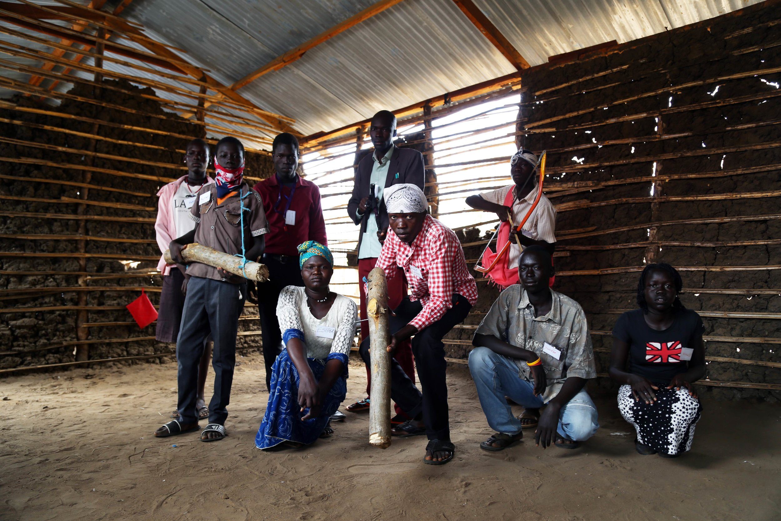 We shall have peace - Inside the world's youngest nation of South Sudan that was born from a long history of conflict, join the journeys of three people who are trying to heal their traumas and rebuild their futures.