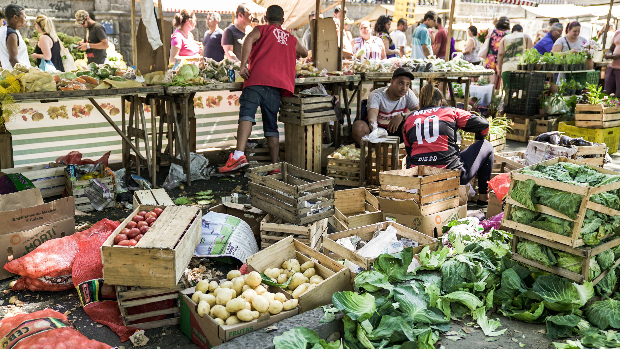 From waste to taste - Join Brazilians as they fight to end food waste by rescuing food that would have otherwise been thrown out and teaching future generations about the importance of food waste management.