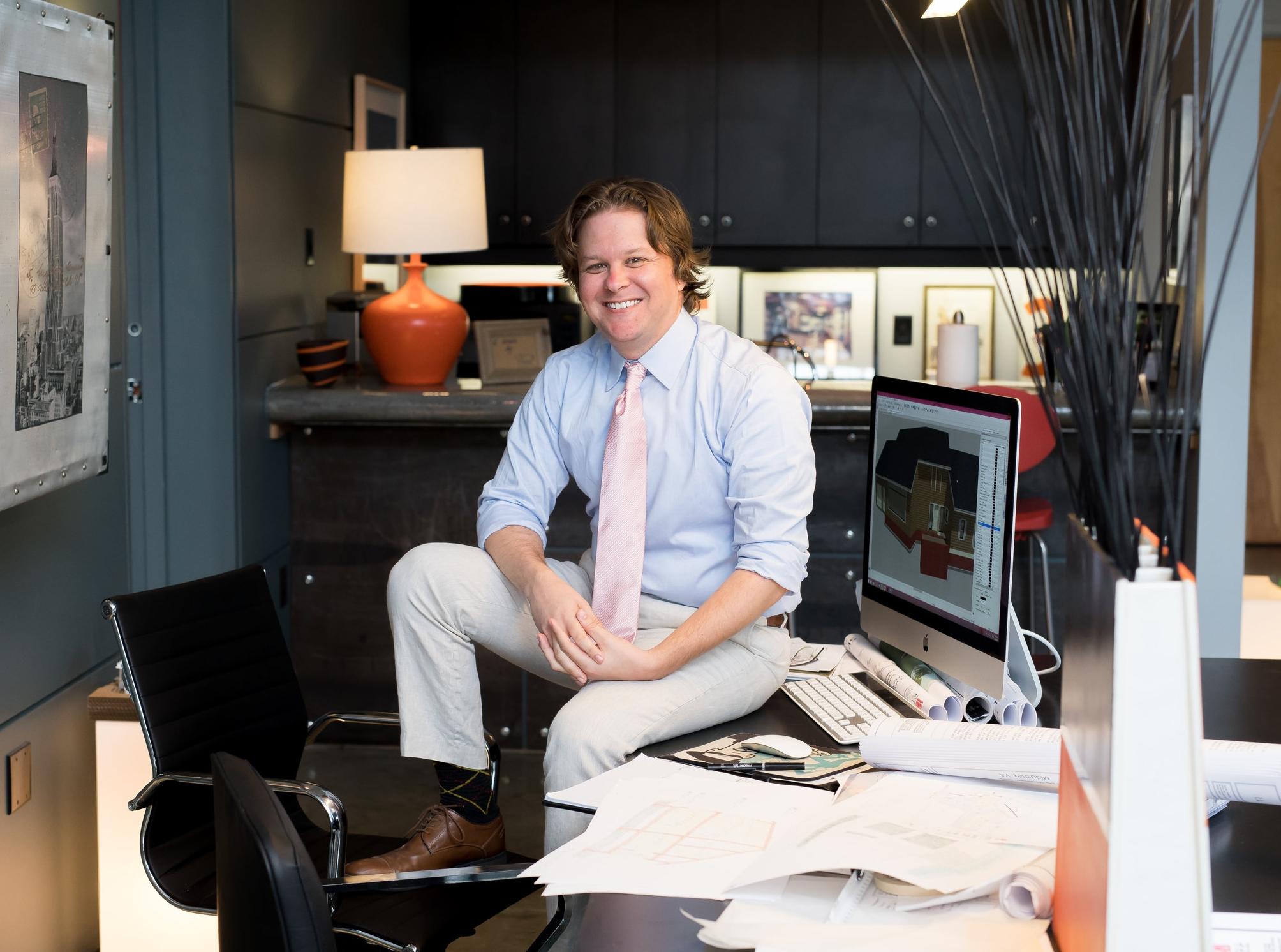 Trent McBride   Architectural Designer