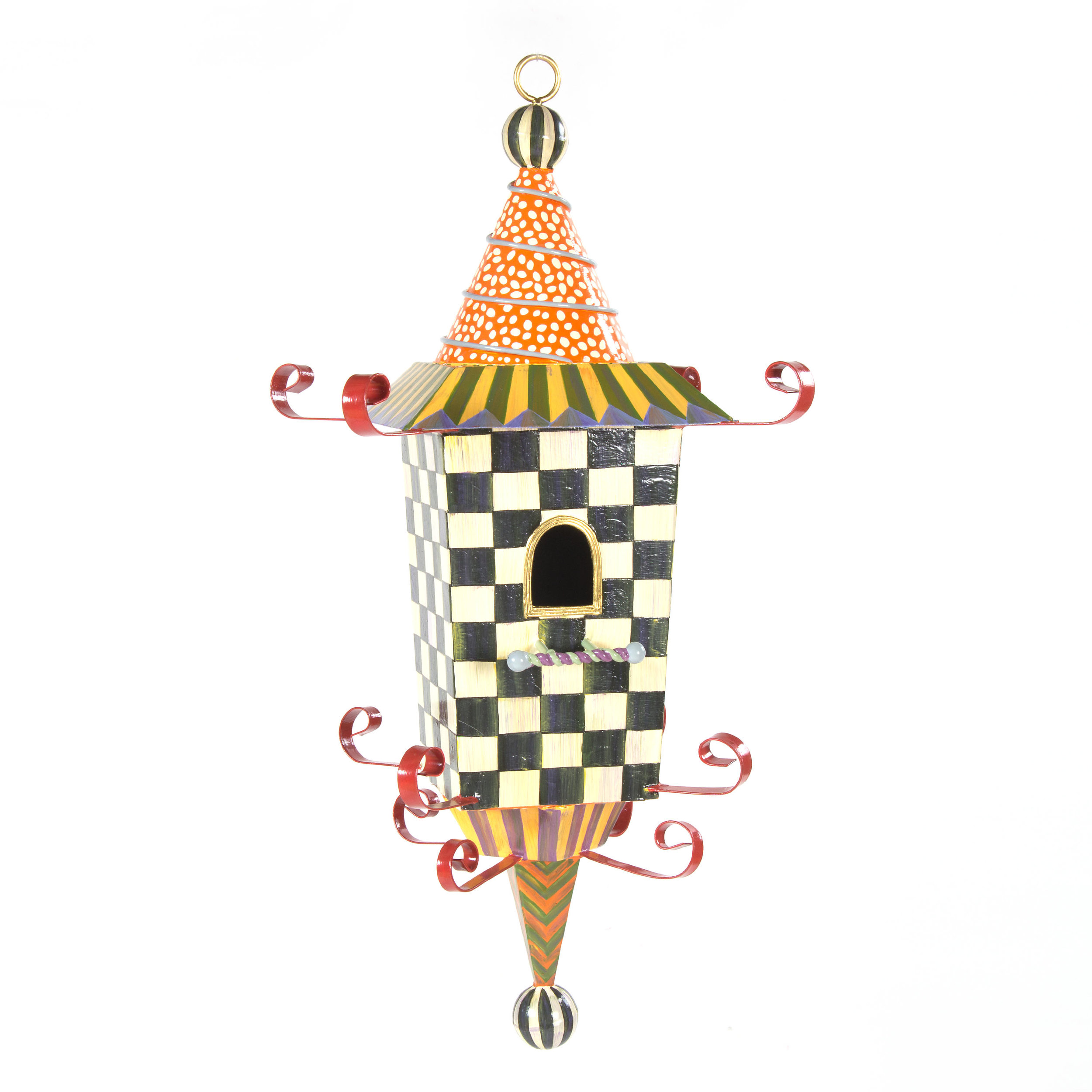 Pagoda Birdhouse  $205.00