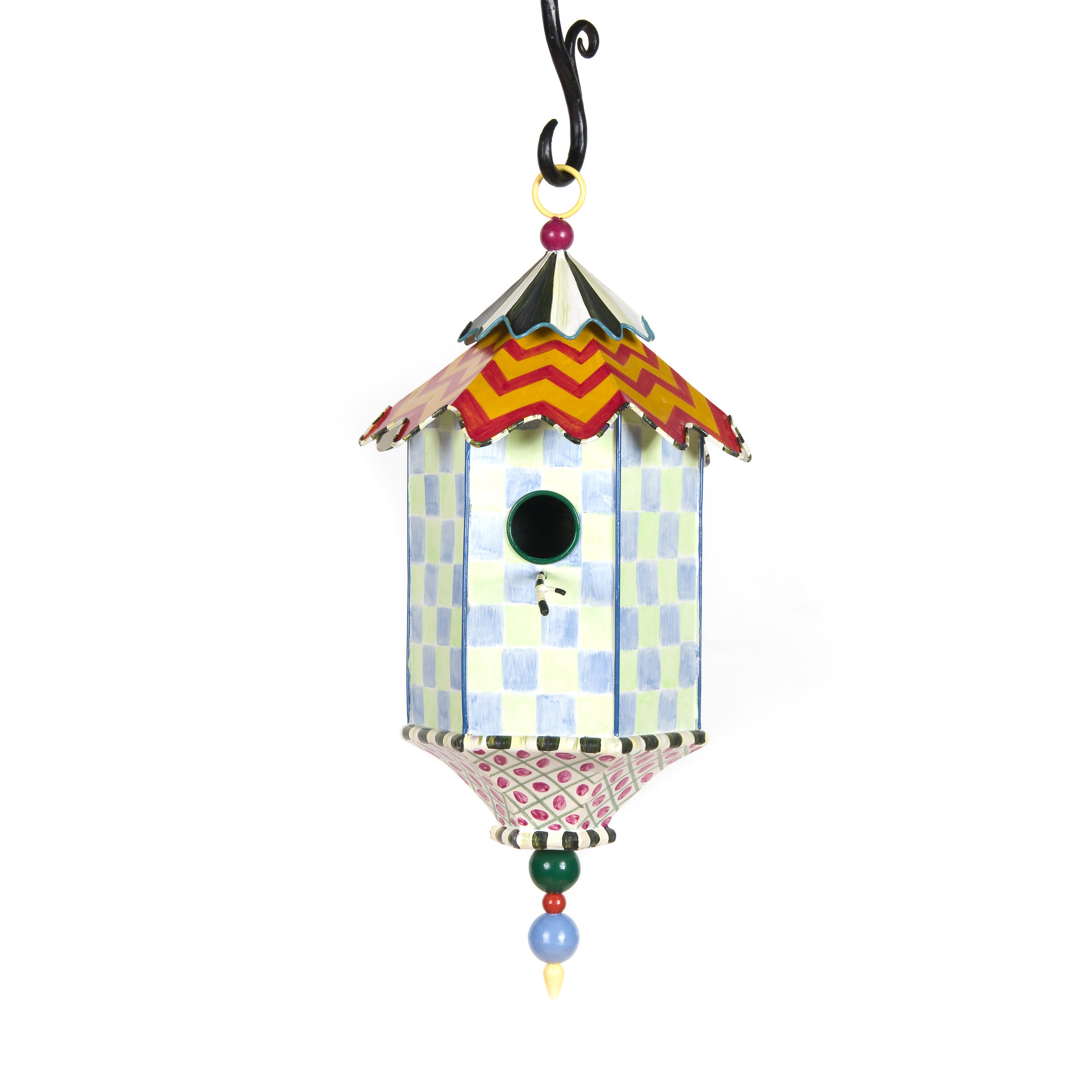 Flyer's Folly Birdhouse  $195.00