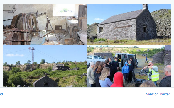 Unloved Heritage? - .. is the name given to a programme of community archaeology activities designed to engage, enthuse and inspire young people throughout Wales to get involved with their local heritage.Merched Chwarel are working with the group in Tal y Sarn in 2018, to explore the stories of women...