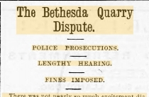 Elizabeth Williams - A story of civil unrest in BethesdaClick on the image to read the storyAdded by : Lisa Hudson