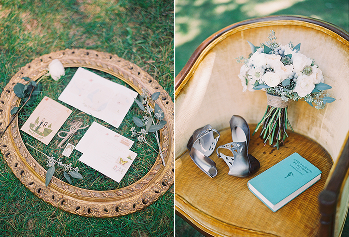 Michelle-March-Photography-Wedding-Film-Michigan-Vintage-Rustic-Barn-Outdoor-Featured-On-Style-Me-Pretty-11