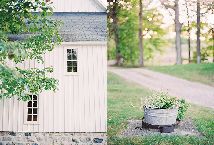 Michelle-March-Photography-Wedding-Film-Michigan-Vintage-Rustic-Barn-Outdoor-Featured-On-Style-Me-Pretty-2