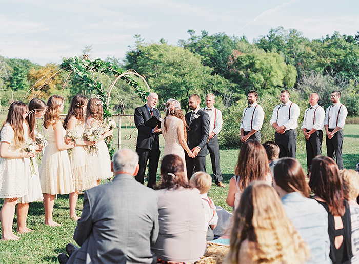 Michelle-March-Photography-Wedding-Film-Michigan-Vintage-Rustic-Barn-Outdoor-Featured-On-Style-Me-Pretty-25