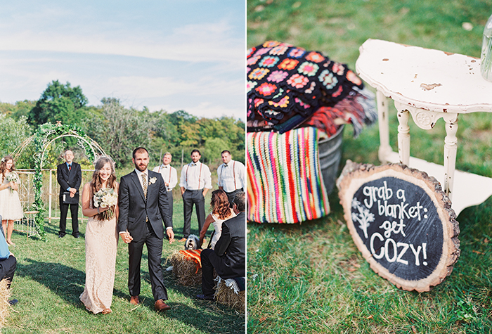 Michelle-March-Photography-Wedding-Film-Michigan-Vintage-Rustic-Barn-Outdoor-Featured-On-Style-Me-Pretty-26