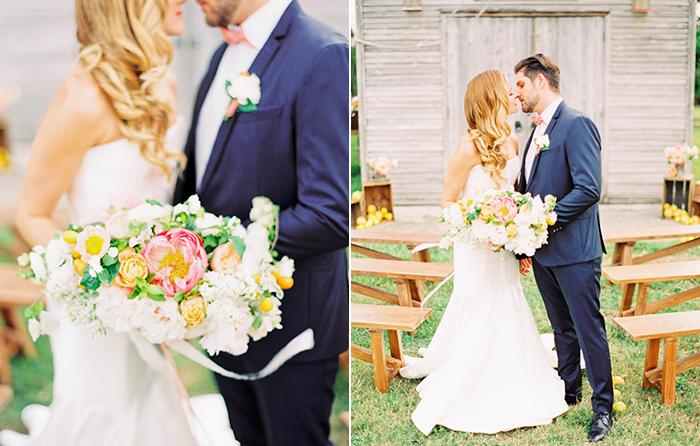 Michelle-March-Photography-Wedding-Photographer-Miami-Florida-Orlando-Horses-Farm-Vintage-Film-Citrus-Peonies-Barn-3-18