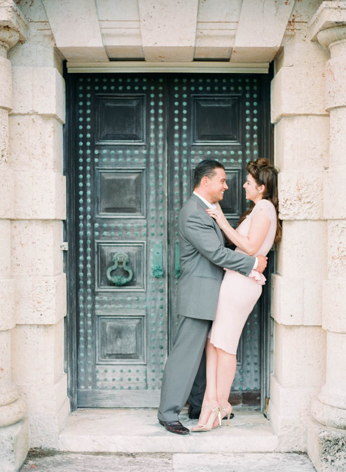 Michelle-March-Photography-Miami-Photographer-Vizcaya-Museum-Gardens-Engagement-Romantic-Vintage-Film-1