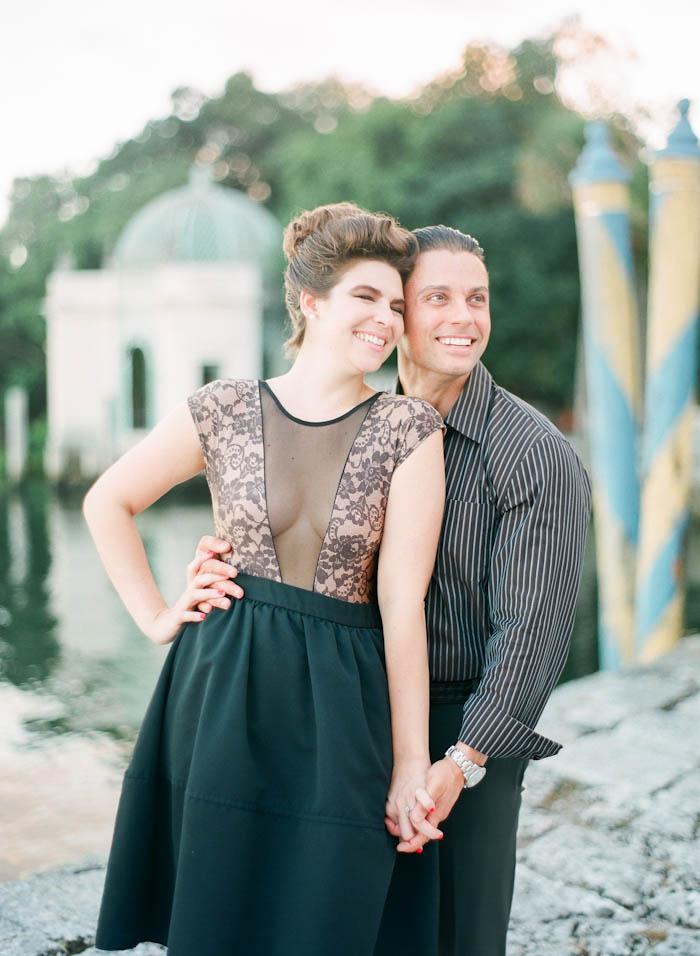 Michelle-March-Photography-Miami-Photographer-Vizcaya-Museum-Gardens-Engagement-Romantic-Vintage-Film-11