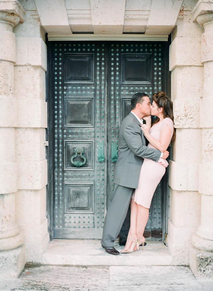 Michelle-March-Photography-Miami-Photographer-Vizcaya-Museum-Gardens-Engagement-Romantic-Vintage-Film-2