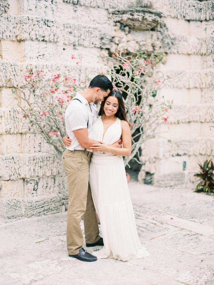 Michelle-March-Photography-Miami-Wedding-Photographer-Vizcaya-Romantic-Vintage-Film-Engagement-Spring-18