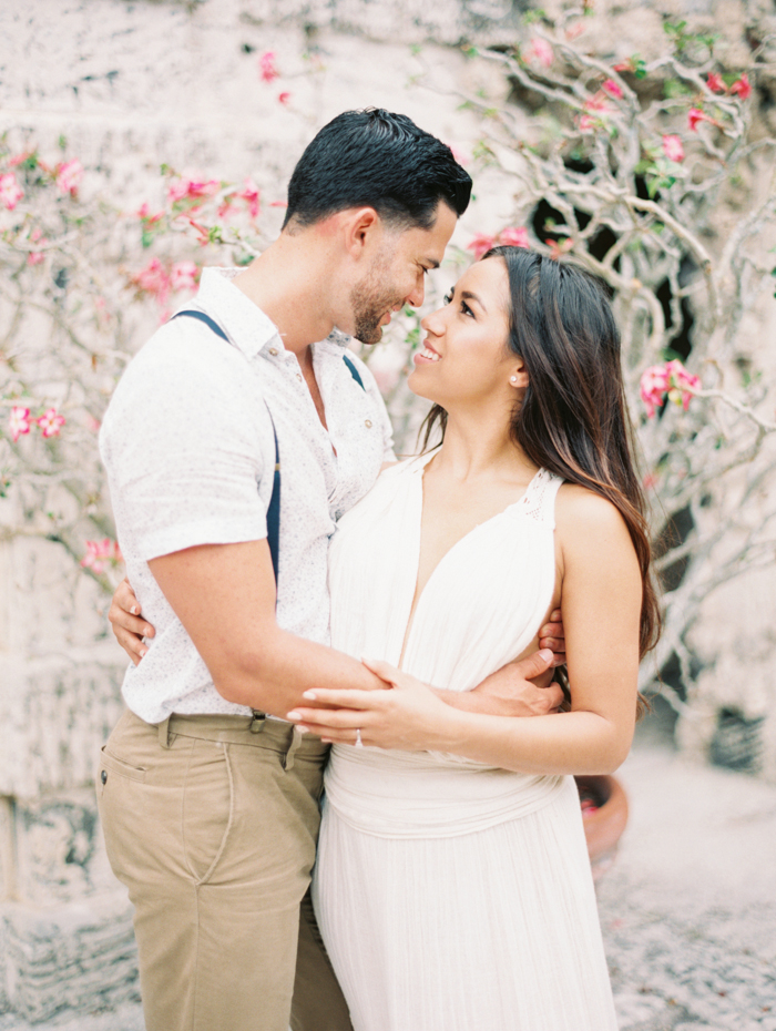Michelle-March-Photography-Miami-Wedding-Photographer-Vizcaya-Romantic-Vintage-Film-Engagement-Spring-20