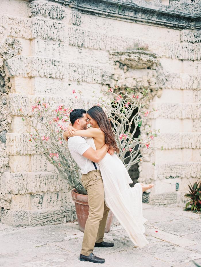 Michelle-March-Photography-Miami-Wedding-Photographer-Vizcaya-Romantic-Vintage-Film-Engagement-Spring-21