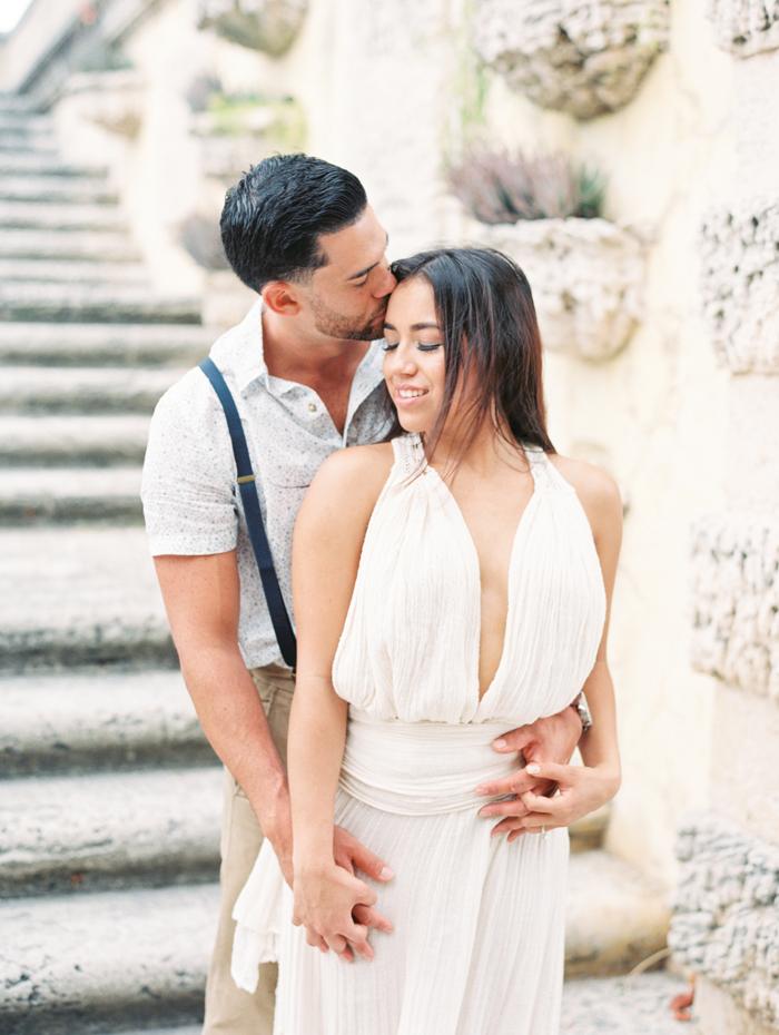 Michelle-March-Photography-Miami-Wedding-Photographer-Vizcaya-Romantic-Vintage-Film-Engagement-Spring-22