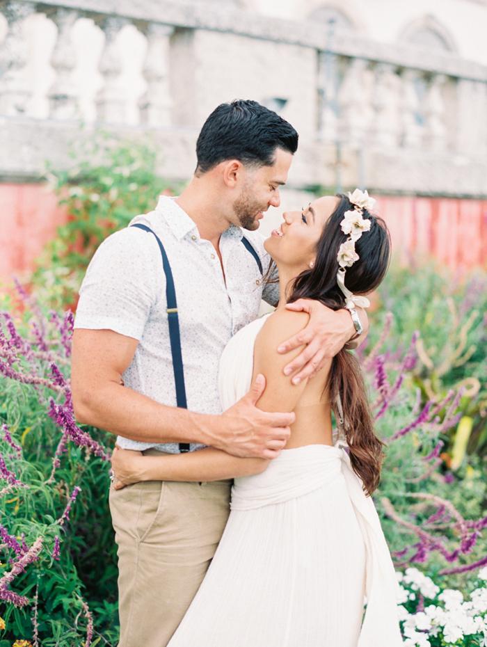 Michelle-March-Photography-Miami-Wedding-Photographer-Vizcaya-Romantic-Vintage-Film-Engagement-Spring-26