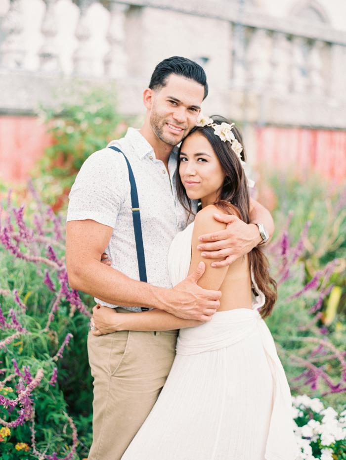 Michelle-March-Photography-Miami-Wedding-Photographer-Vizcaya-Romantic-Vintage-Film-Engagement-Spring-27