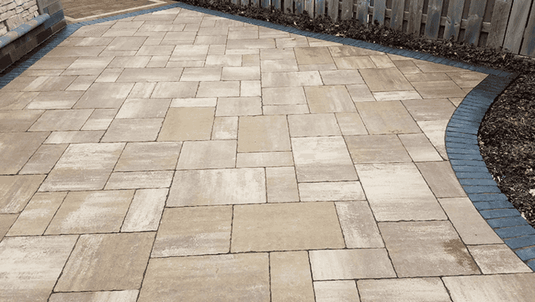 Pavers maintenance by Unilock landscape contractor in River Forest, IL